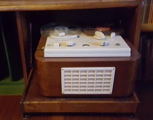 Radionette bandopptakar